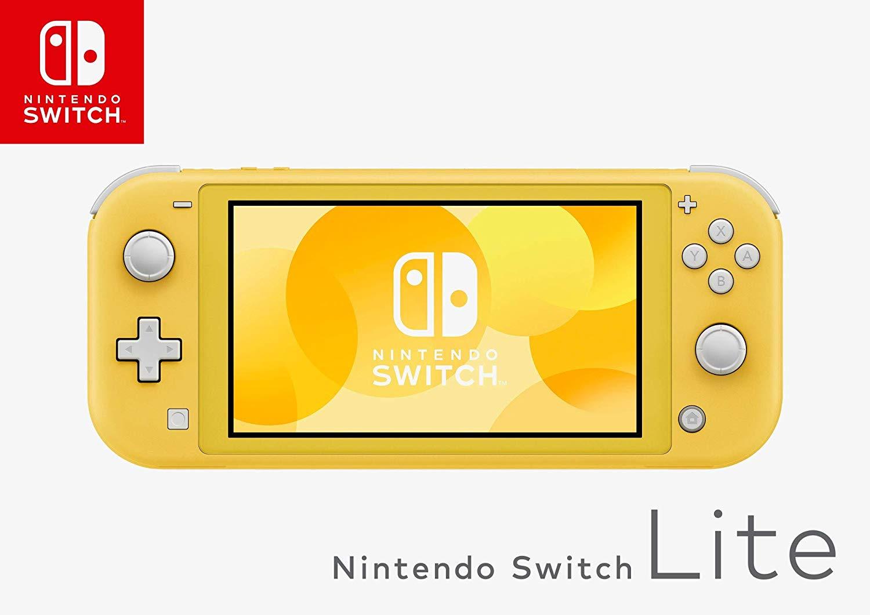 Switch Lite Unterschied