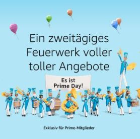 Amazon Prime Day - Videospiele