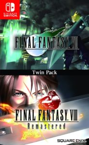 Final Fantasy VII & VIII Remastered für Switch