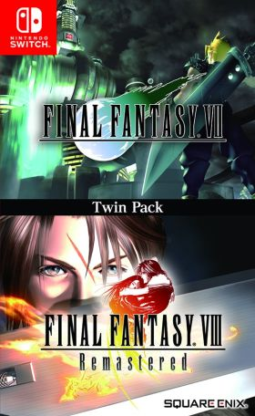 Final Fantasy VII und VIII Remastered Switch