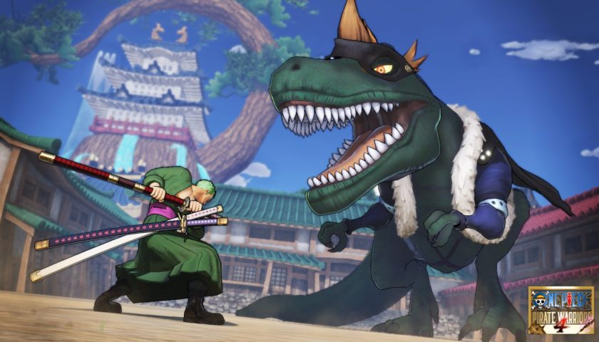 One Piece Pirate Warriors 4 Der Tgs Trailer Und Weitere