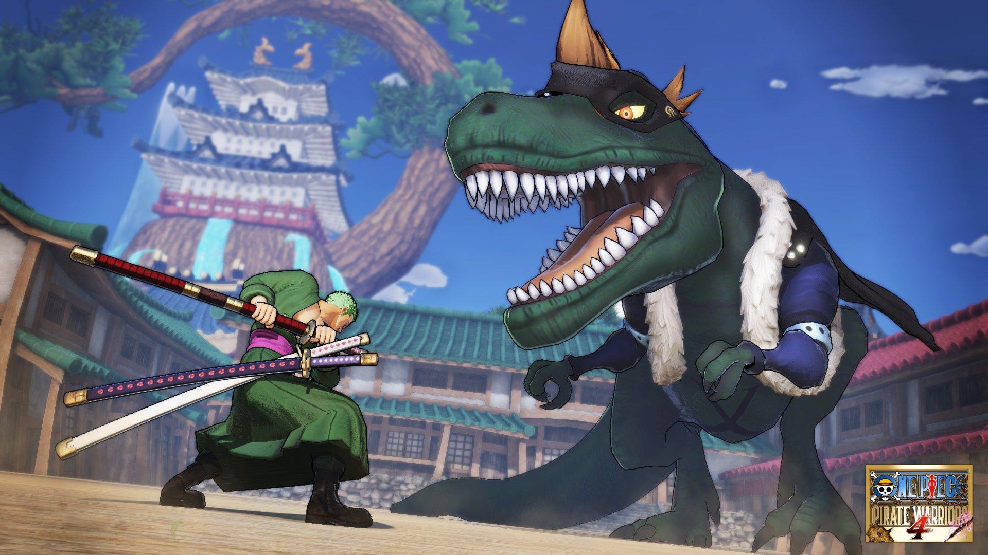 One Piece Pirate Warriors 4: Der TGS-Trailer und weitere ...