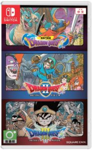 Dragon Quest 1+2+3 Collection