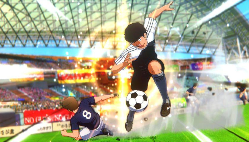 Games-Releaseliste - Captain Tsubasa