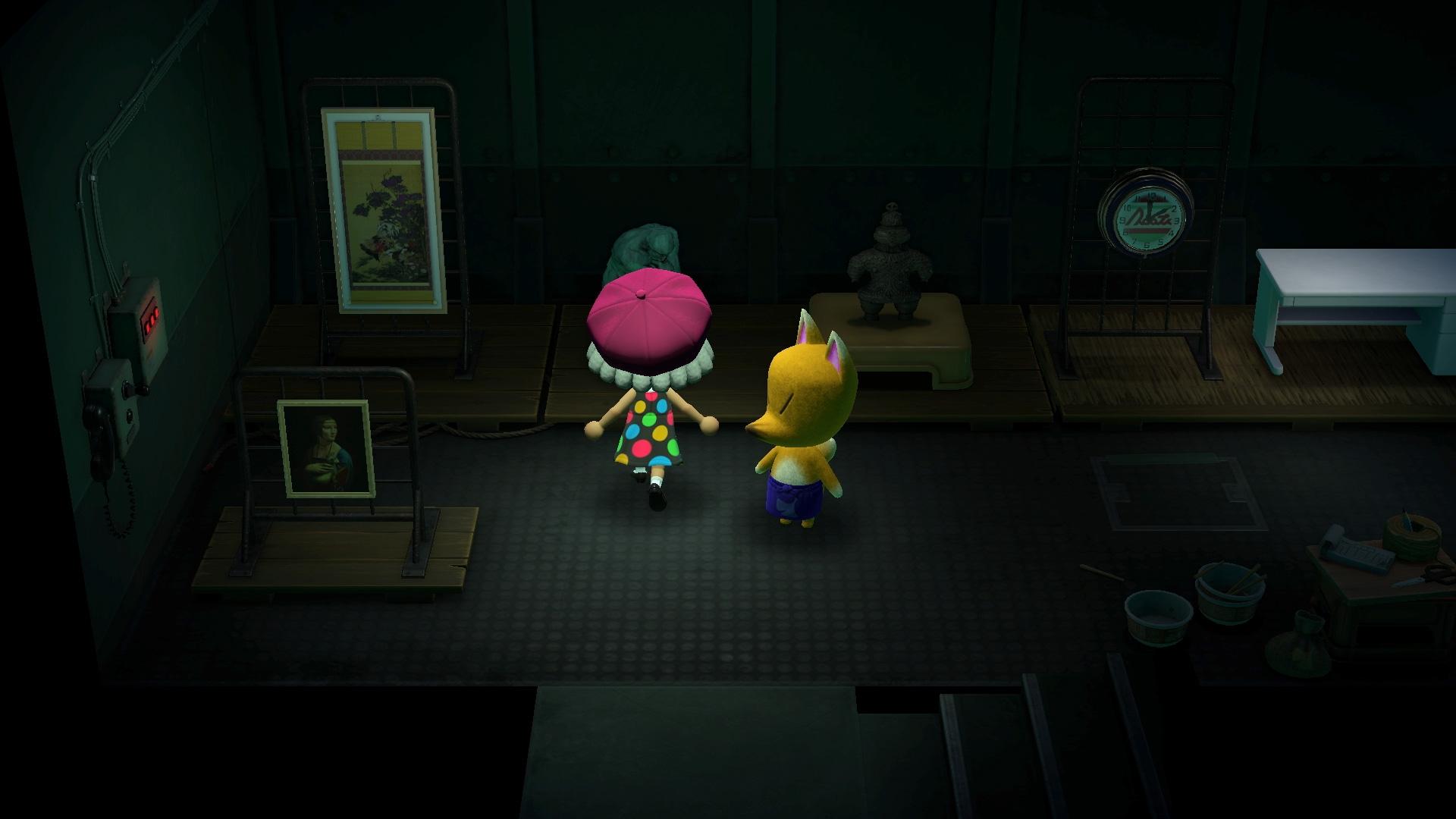 Animal Crossing Reiner