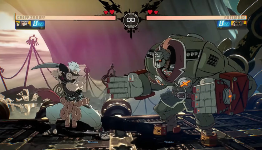 Guilty Gear -Strive- mit den Beta-Videos zu Chipp Zanuff und ...