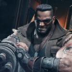 Final Fantasy VII Remake - Barrett