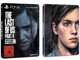 The Last of Us Part II - Exklusive Steelbook