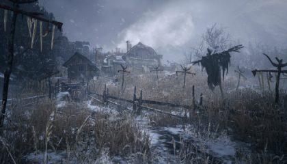 Resident Evil Village... sieht erstmal nicht so einladend aus.