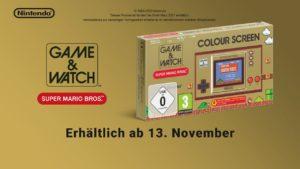 Game & Watch Super Mario Bros. vorbestellen