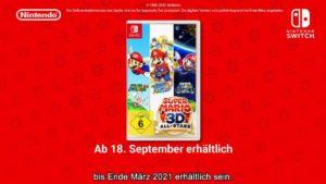 Super Mario All-Stars vorbestellen