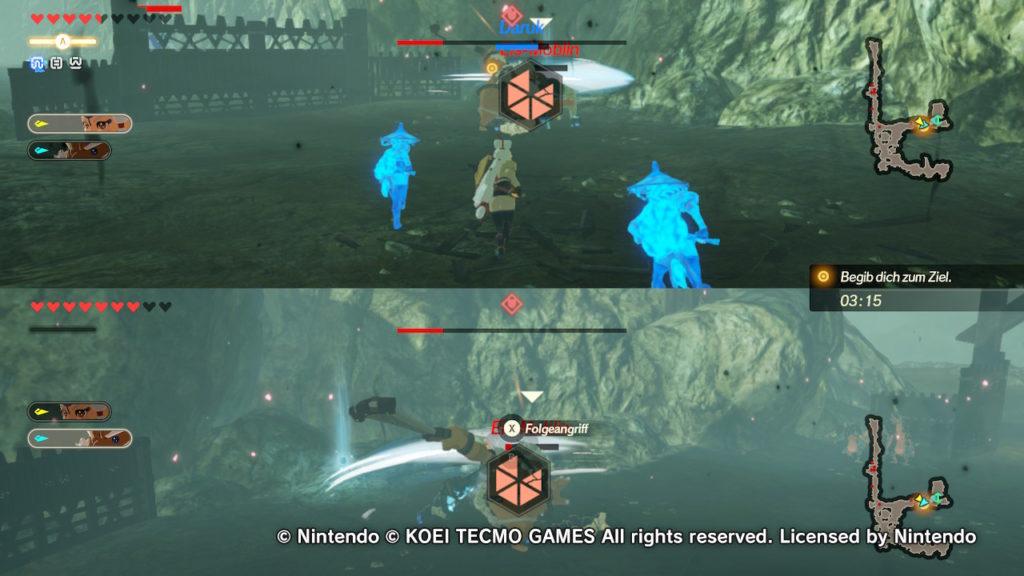 Im Test Hyrule Warriors Zeit Der Verheerung Jpgames De